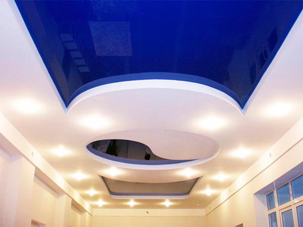 Натяжной потолок характеристики