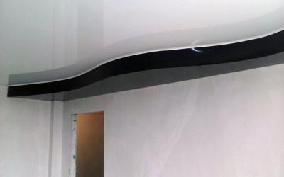 Двухуровневые натяжные потолки (1)