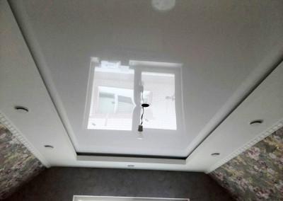 Двухуровневые натяжные потолки (7)