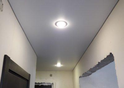 Одноуровневые натяжные потолки (10)