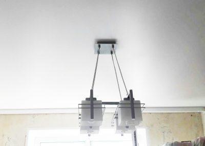 Одноуровневые натяжные потолки в Оренбур - СкайЛайн (1)