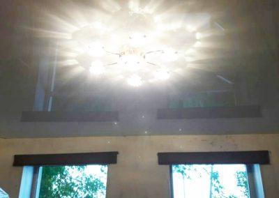 Одноуровневые натяжные потолки в Оренбур - СкайЛайн (4)