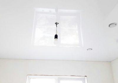 Одноуровневые натяжные потолки в Оренбур - СкайЛайн (8)