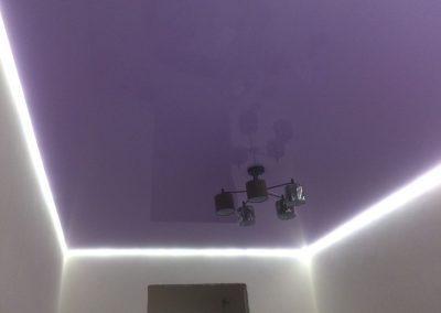 Парящий натяжной потолок Скайлайн в Оренбурге