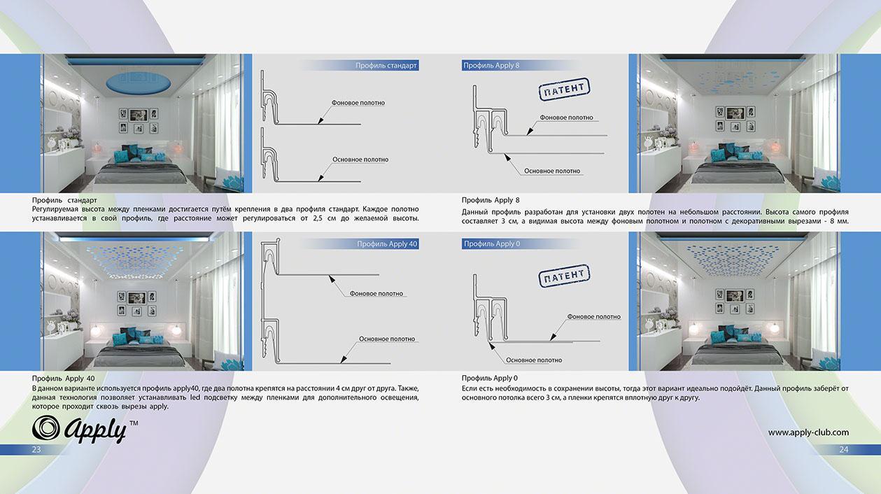 Каталог Apply - резные натяжные потолки (13)
