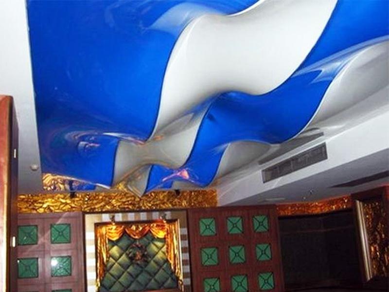 3D Натяжной потолок от СкайЛайн в Оренбурге
