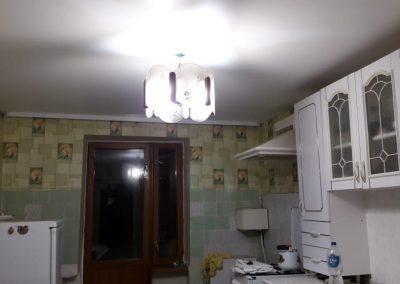 Одноуровневые натяжные потолки - Скай Лайн в Оренбурге (16)