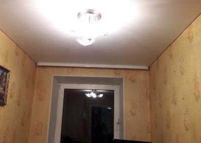 Одноуровневые натяжные потолки - Скай Лайн в Оренбурге (17)