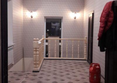 Одноуровневые натяжные потолки - Скай Лайн в Оренбурге (27)