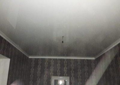 Одноуровневые натяжные потолки - Скай Лайн в Оренбурге (28)