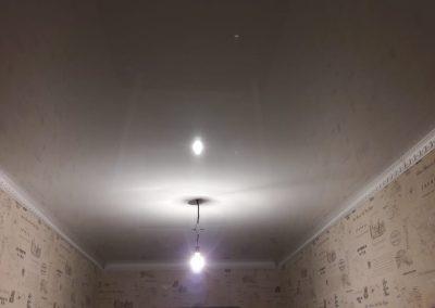 Одноуровневые натяжные потолки - Скай Лайн в Оренбурге (29)
