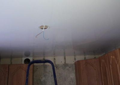 Одноуровневые натяжные потолки - Скай Лайн в Оренбурге (31)
