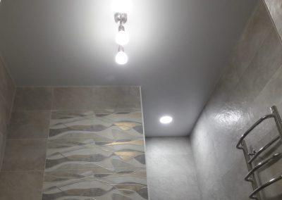 Одноуровневые натяжные потолки - Скай Лайн в Оренбурге (35)