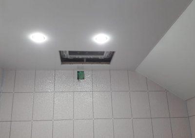 Одноуровневые натяжные потолки - Скай Лайн в Оренбурге (38)