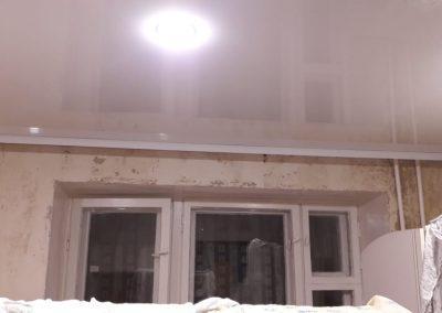 Одноуровневые натяжные потолки - Скай Лайн в Оренбурге (39)