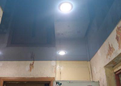 Одноуровневые натяжные потолки - Скай Лайн в Оренбурге (46)