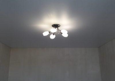 Одноуровневые натяжные потолки - Скай Лайн в Оренбурге (49)