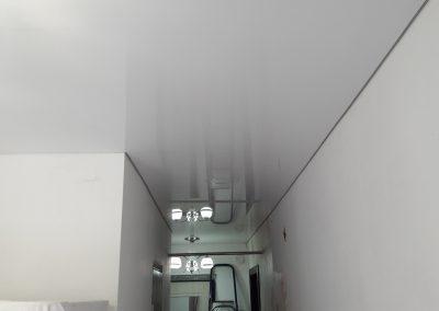 Одноуровневые натяжные потолки - Скай Лайн в Оренбурге (5)