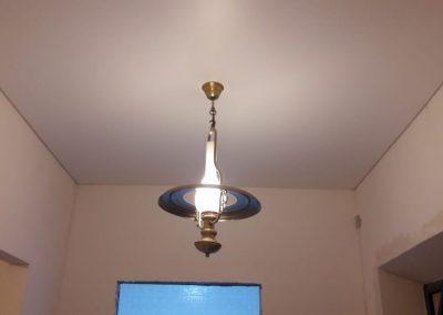 Одноуровневые натяжные потолки - Скай Лайн в Оренбурге (53)