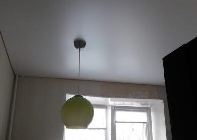 Одноуровневые натяжные потолки - Скай Лайн в Оренбурге (73)