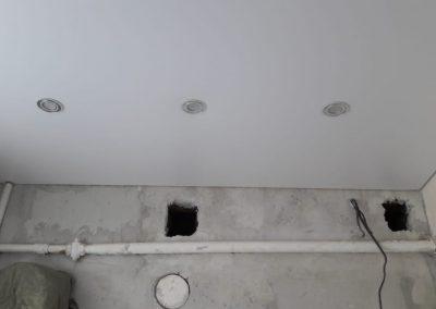 Одноуровневые натяжные потолки - Скай Лайн в Оренбурге (74)