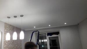 Одноуровневые натяжные потолки – Скай Лайн в Оренбурге (8)