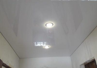 Одноуровневые натяжные потолки - Скай Лайн в Оренбурге (83)