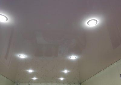Одноуровневые натяжные потолки - Скай Лайн в Оренбурге (85)
